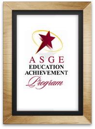 Javier A. Pou, MD recognized by leading gastrointestinal medical society for eduction achievement